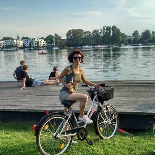 Berlim no verão