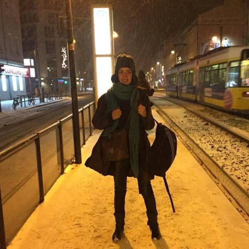 Berlim no inverno