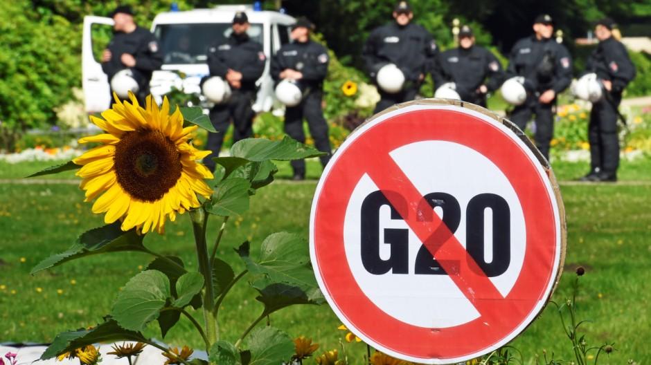 O que esperar do G20 em Hamburgo? Caos!